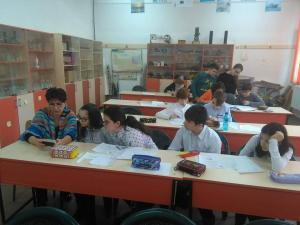 "Elevii Scolii Gimnaziale Andrei Muresanu din Ploiesti au participat la concursul international ""MATHÉMATIQUES SANS FRONTIÈRES"""