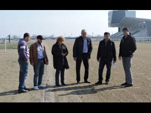 Hipodromul Ploieşti: pista de trap a primit aviz de funcţionare pentru sezonul 2018!