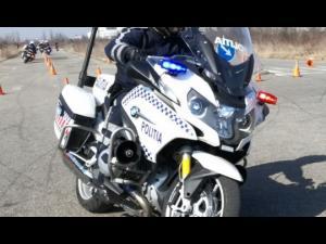Apel al Politiei Romane: Respect in trafic! A inceput sezonul motociclistilor