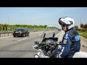 Poliţiştii acționează pentru fluidizarea și monitorizarea traficului la întoarcerea din minivacanţa de Paște