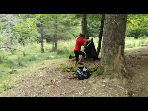 Actiune de ecologizare, in Comarnic. Ce vor face cei mici