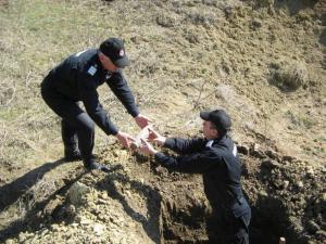 ISU Prahova, recomandari pentru cei care gasesc munitie