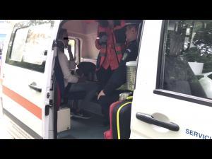 VIDEO - In urma unui conflict cu un coleg, un elev al Colegiului T. Socolescu din Ploiesti a ajuns la spital