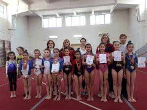 Rezultate Cupa Prahovei, la gimnastica - VIDEO/GALERIE FOTO