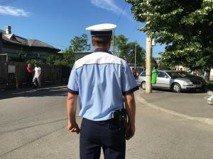 Zeci de amenzi date de politistii rutieri. Un biciclist avea o alcoolemie de 1,30 mg/l