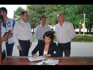 Deputatul PMP, Catalina Bozianu, sustine alegerea primarilor în două tururi de scrutin