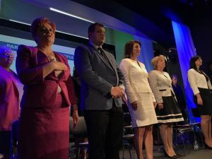 Organizatia de Femei a PMP Prahova si-a ales conducerea - VIDEO/FOTO