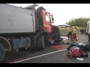 MAI dupa accidentul din Ungaria, soldat cu 9 morti: STOP! E prea mult… demult este prea mult!