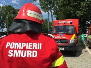 ISU Prahova: peste 200 de pompieri prahoveni vor fi, zilnic, la datorie de Rusalii