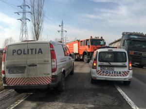 Doua accidente, produse aproape in acelasi timp, in Prahova