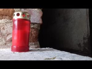 FOTO Unde a fost omorat, in Bucov,  barbatul de 38 de ani