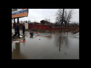 VIDEO Care sunt cauzele inundatiilor din Barcanesti. Ce e de facut?