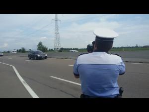 Actiune, in Prahova, pentru prevenirea si combaterea excesului de viteza
