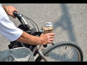 14 bicicliști aflați sub influența alcoolului, in Ciorani, amendati de politisti