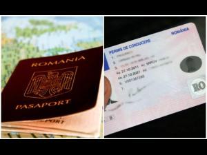 Serviciile de eliberare a pașapoartelor și a permiselor de conducere vor avea program normal de lucru în zilele de 16 și 17 august