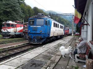 Traficul feroviar intre Predeal - Timişu de Sus, închis temporar