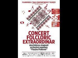 """Orchestra Populară """"Flacăra Prahovei"""" deschide stagiunea pe 25 septembrie"""