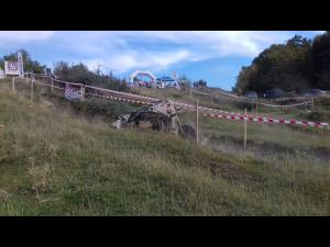 Campionat national off road, la Slanic