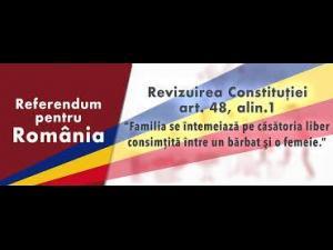Catalina Bozianu, apel la abținere de la politizarea referendumului pentru clarificarea căsătoriei