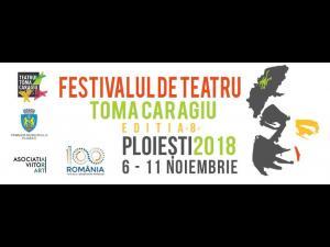 S-au pus in vanzare biletele pentru a VIII-a editie a Festivalului de Teatru Toma Caragiu. Un bilet costa intre 20 si 50 de lei