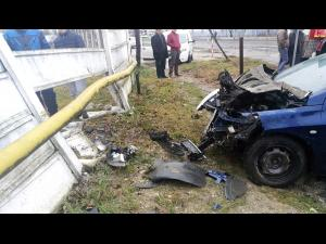 15 persoane au fost evacuate in Podenii Noi in urma unui accident