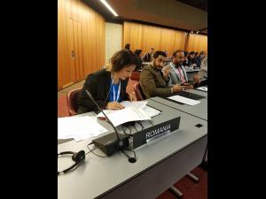 Cătălina Bozianu, prezentă la Geneva, la Uniunea Interparlamentară