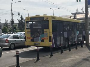 Traseele mijloacelor de transport în comun se modifică pe 10 octombrie în preajma stadionului Ilie Oana din Ploiești