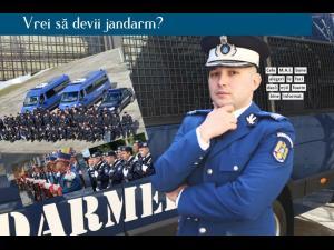 Gruparea Mobilă de Jandarmi Ploiești recrutează tinerii pasionați de o carieră militară