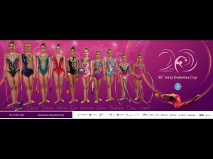 """Gimnastele de la CSM Ploieşti participă la Turneul Internaţional """"Irina Deleanu Cup"""""""