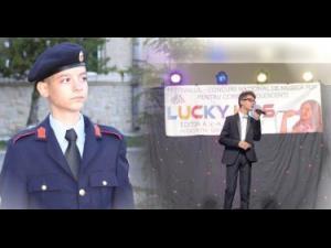 """Trofeul """"Mamaia Copiilor"""", câștigat de un elev al Colegiului Național Militar Dimitrie Cantemir Breaza"""