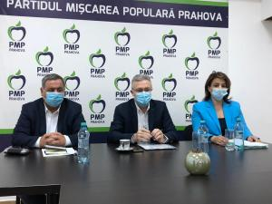 Cristian Diaconescu, în județul Prahova - VIDEO/FOTO