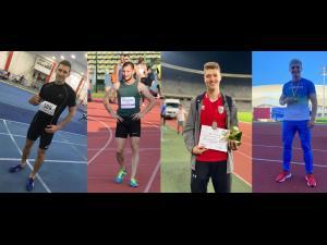 Patru atleţi de la CSM Ploieşti vor reprezenta România la Campionatul Balcanic de Ştafete!