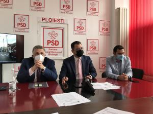 Actualele probleme de administratie locala ale Municipiul Ploiesti au fost dezbatute astazi intr-o conferinta de presa organizata de PSD - VIDEO