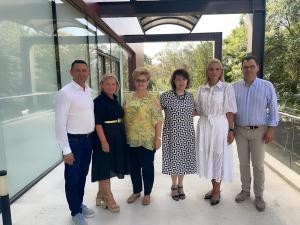 Echipa de parlamentari PSD Prahova a participat la Consiliul Politic Național PSD, unde s-au stabilit prioritățile pentru sesiunea parlamentară viitoare