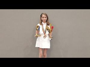 O șahista de la CSM Ploiești va reprezenta România la Campionatul European de Juniori