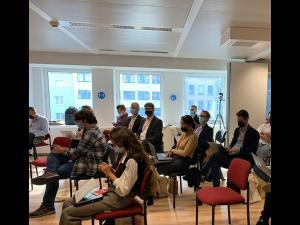 FEPS a organizat a treia ediție a Academiei de Toamnă la Bruxelles