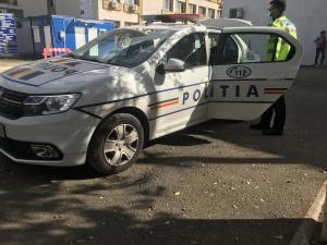 Un barbat recalcitrant a spart geamul usii de acces a Sectiei de Primiri Urgente din cadrul Spitalului Judetean de Urgenta Ploiesti